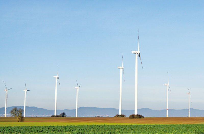 綠能產業發展已成為國際趨勢。 圖/Pixabay