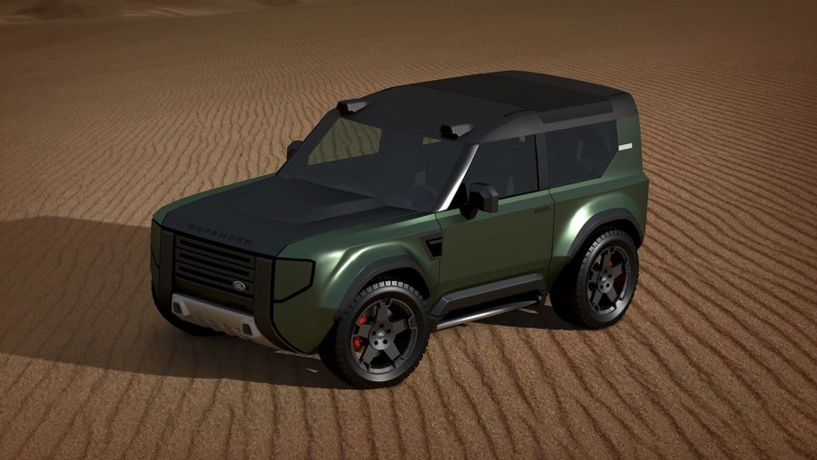 Land Rover提供