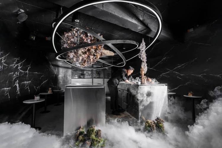 強調實驗精神的Room by Le Kief,每季更新酒單、帶來風味全新感受。圖...