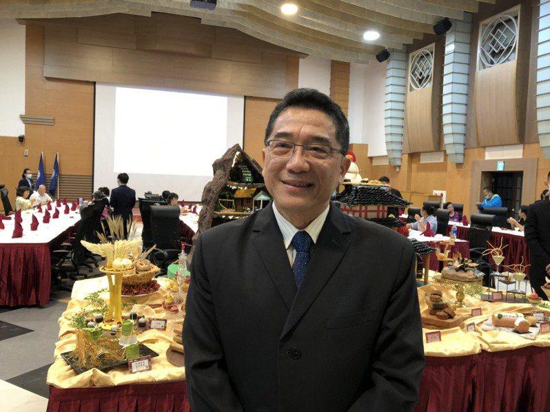 銘傳國際教育交流處長劉廣華表示,近年來台灣的海青班招生明顯減少近3成,但銘傳還是以好口碑,今年的招生接近滿招。記者蔡家蓁/攝影
