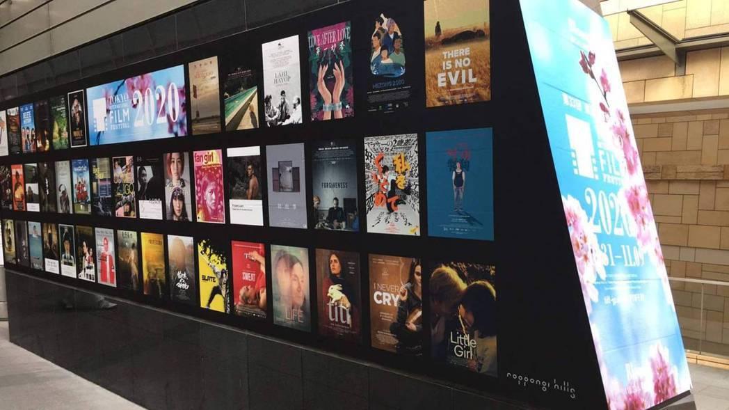 台韓混血導演張智瑋新作《醬狗》(中排右一)日前於東京國際影展世界首映。佳映提供