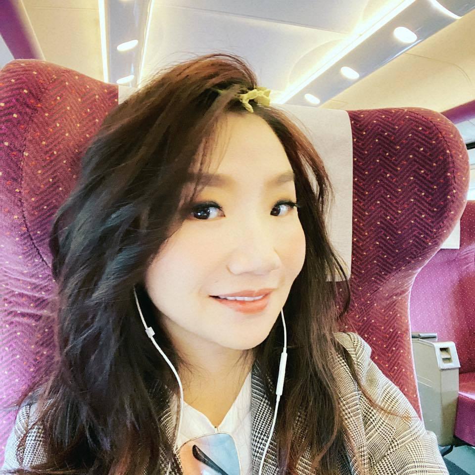 陶晶瑩是智慧女人的代表。圖/摘自臉書