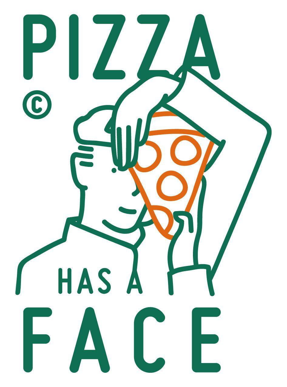披薩有張臉、nom nom合作推出「炒麵PIZZA」。圖/披薩有張臉提供