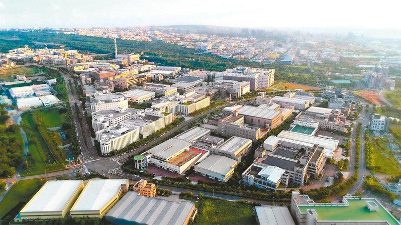 台中精密機械科技創新園區目前開發第三期。圖/台中市政府提供