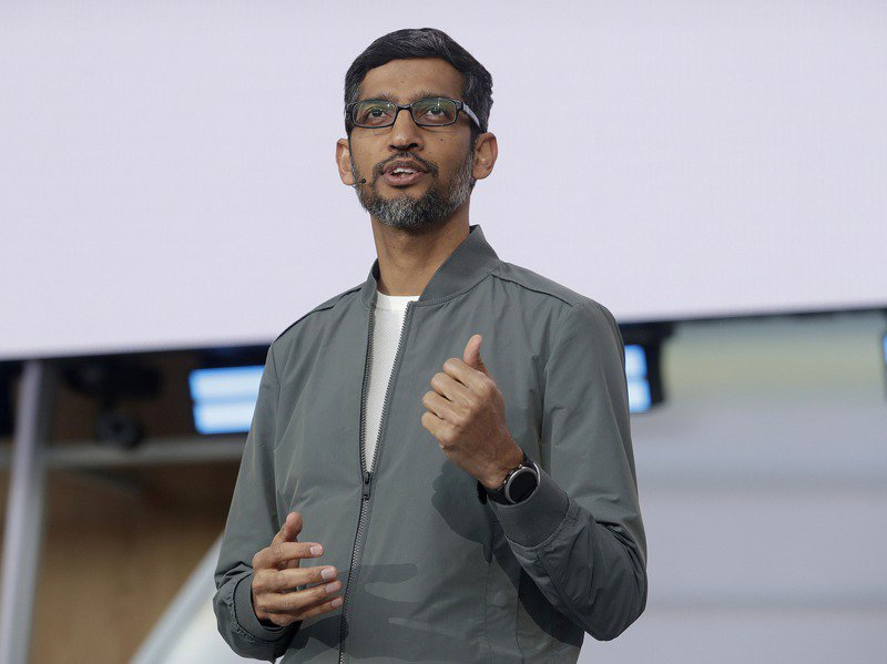 近年來愈來愈多印度人在矽谷發展且急速崛起,像是現任谷歌執行長皮采。 美聯社