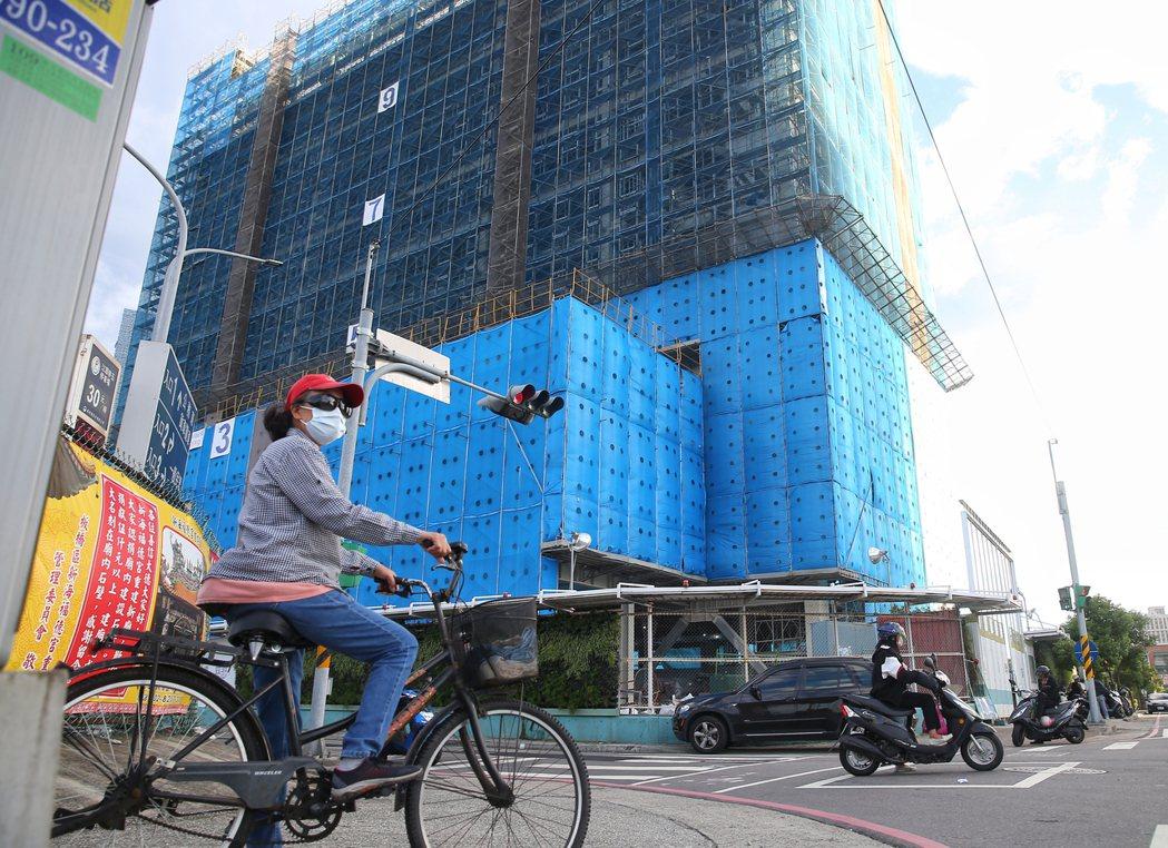 圖為預售屋示意圖。非新聞當事建案。記者林伯東/攝影