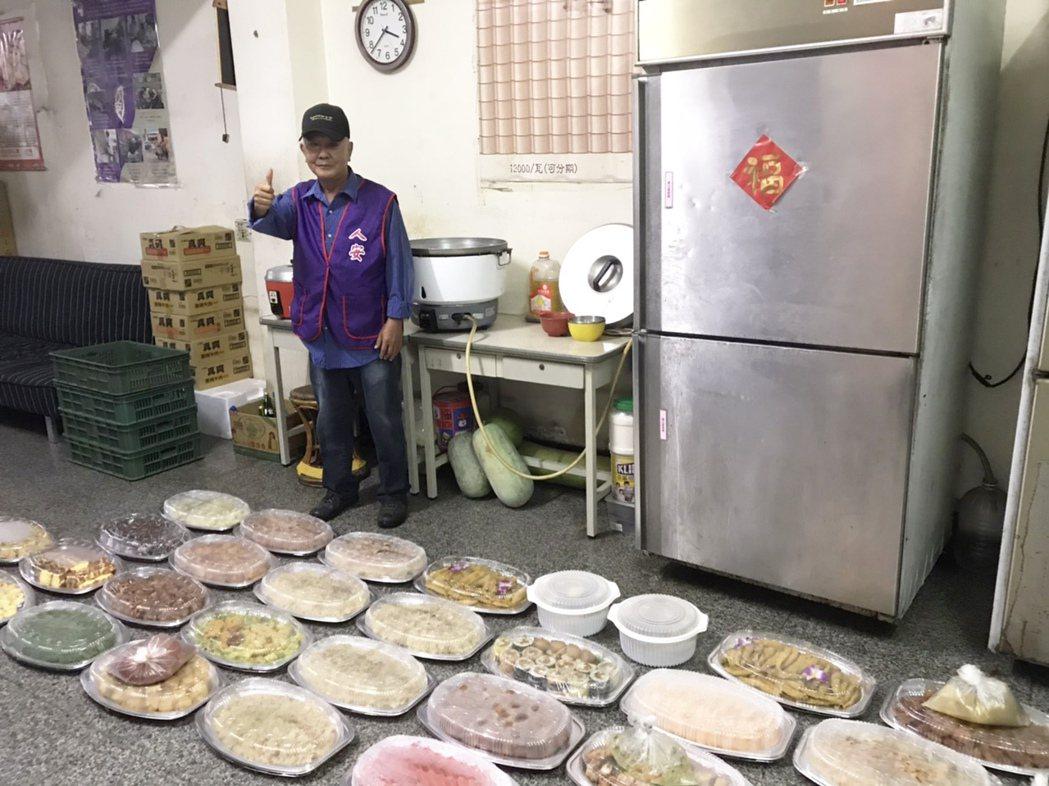 幸福家不動產將100份活動餐點捐助人安基金會。 業者/提供