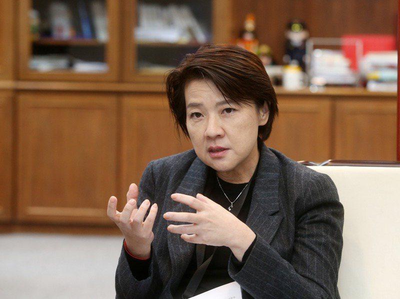 台北市長柯文哲為黃珊珊成立輔選小組,黃各方面的評價都不錯,但累積支持度仍面對艱困挑戰。記者曾吉松/攝影
