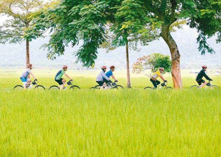 花東單車漫遊 記者林澔一╱攝影