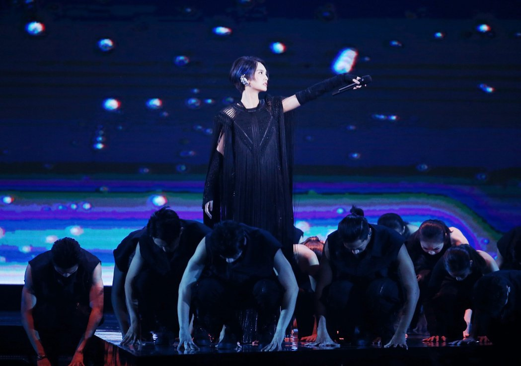 楊丞琳舉辦「LIKE A STAR」20周年世界巡演。記者曾原信/攝影