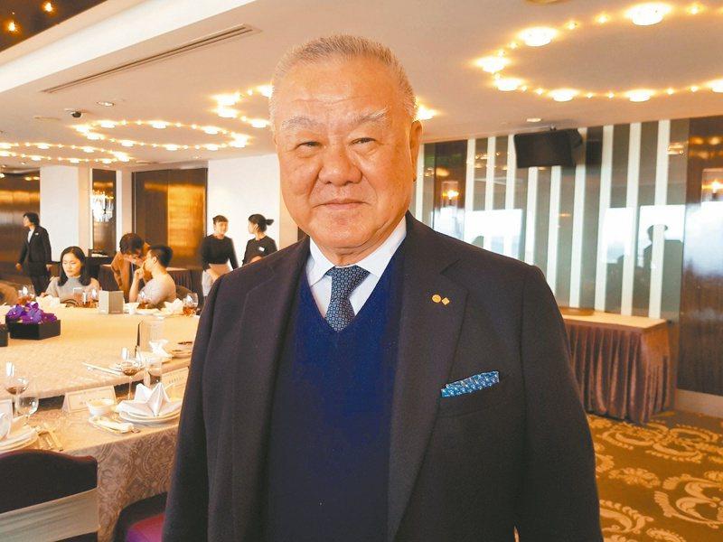 工商協進會理事長林伯豐。 (聯合報系資料庫)
