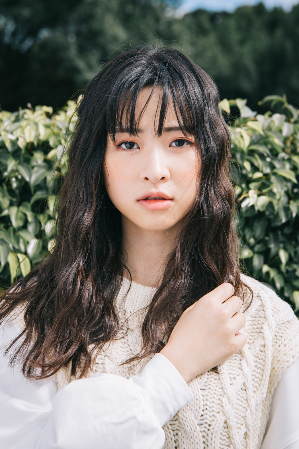 莊凌芸的新作「下次遇見再相愛」成為電影「說不出的告別」中文宣傳曲。圖/杰思國際娛