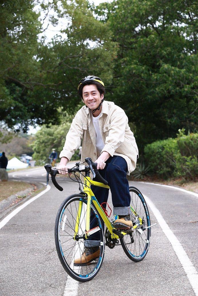 陳漢典代言「2020臺灣自行車節-臺中自行車嘉年華-Bike Taiwan」活動