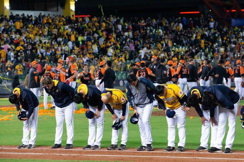 中信兄弟隊又一次在總冠軍賽失利。記者季相儒/攝影