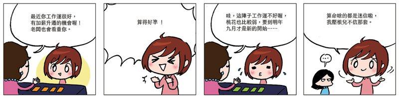 心態。今日登場/編輯小姐Yuli