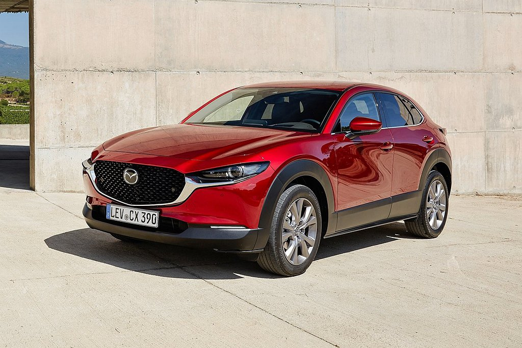 Mazda CX-30榮獲「2020-2021日本自動車殿堂最佳設計大賞Car ...