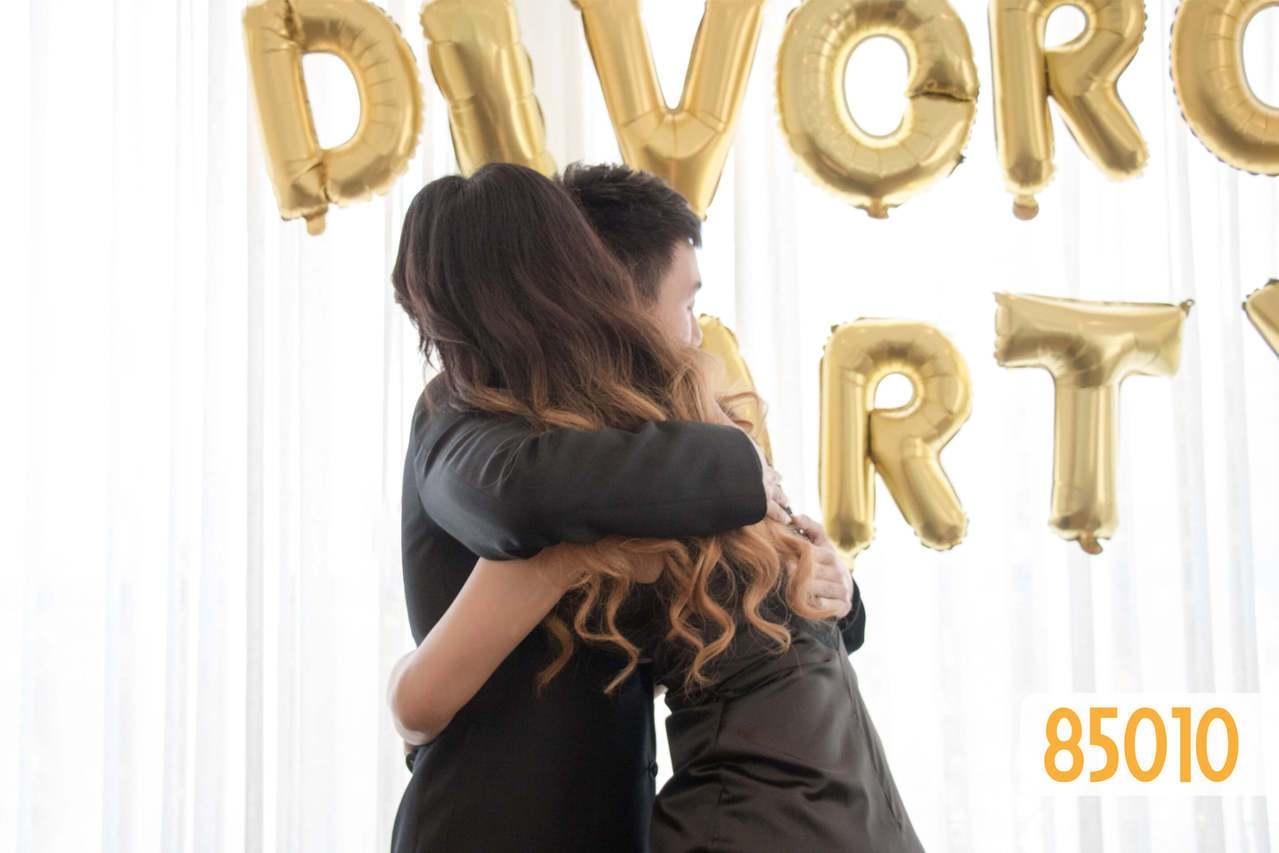 離婚代表一段關係的結束,是另一段關係的開始。 圖/85010