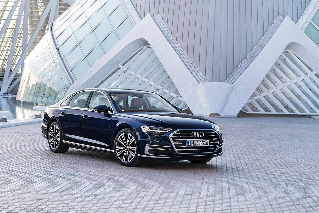 台灣奧迪致力提升品牌產品競爭力,宣布2021年式Audi A8、A8L正式上市。...