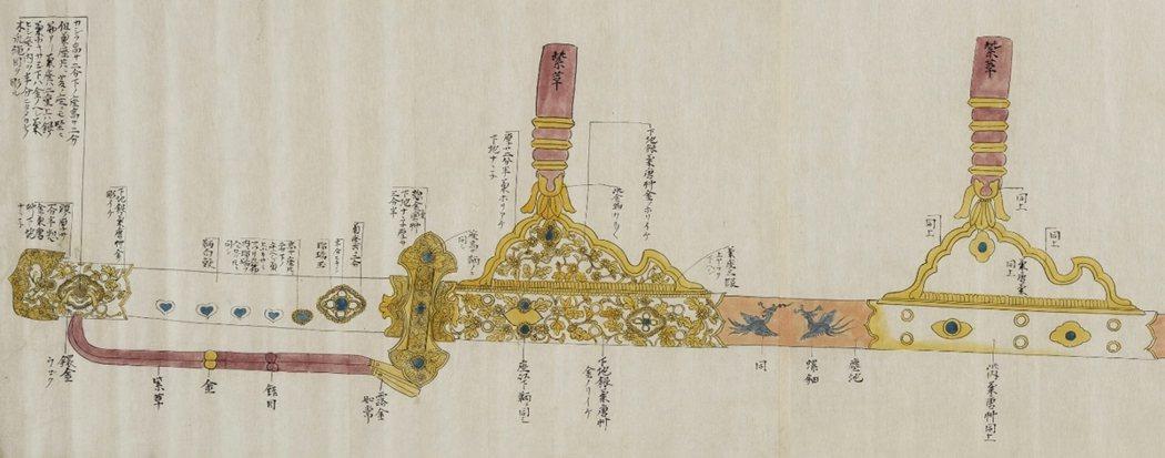 有史可徵的壺切御劍,目前最早可以追溯到西元893年的醍醐天皇,相關史料記載其外形...