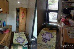 房東無極限!3坪廚房當雅房出租 網友傻眼:是要蟑螂陪睡嗎?