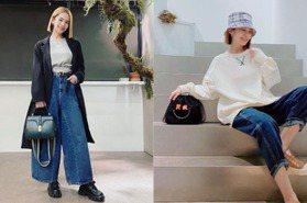楊丞琳穿搭示範學起來!1件790元大學T,穿出4種秋冬時髦禦寒術!