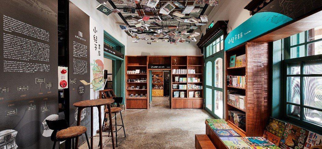 進門後迎接您的是官邸歷史介紹、官邸選品以及陪著您一同成長的小兒子書店。知事官邸生...