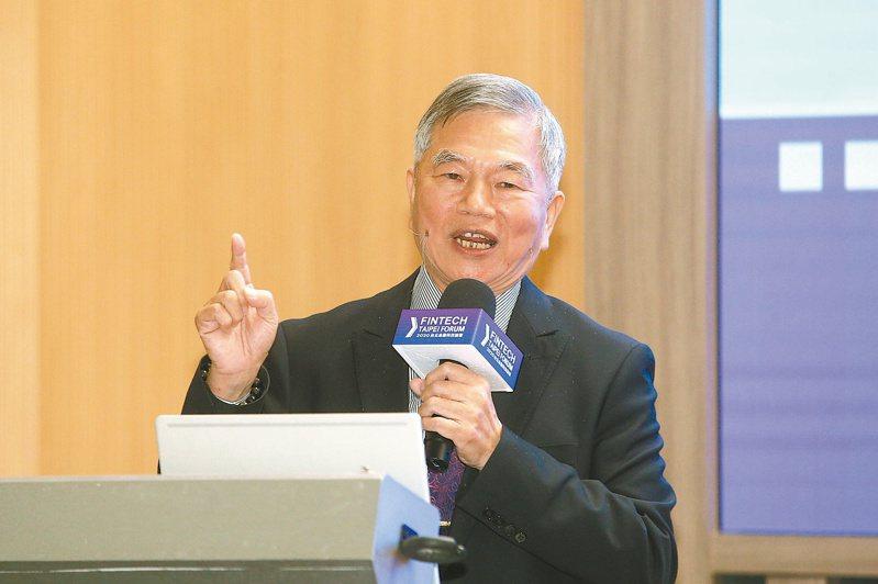 行政院副院長沈榮津。聯合報系記者蘇健忠/攝影