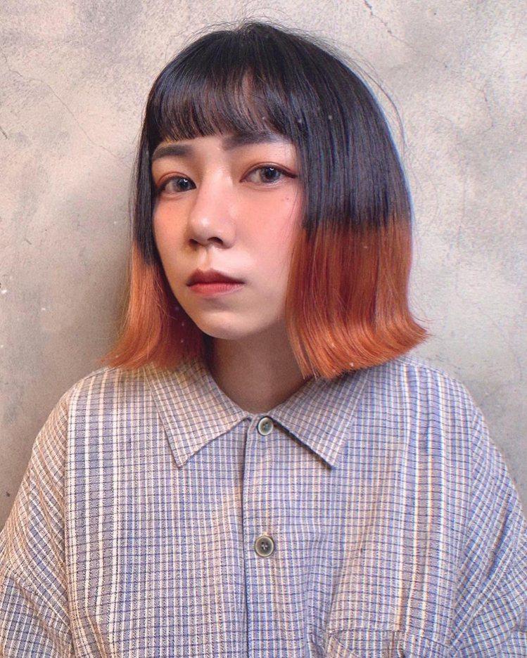 髮型創作/1997's Hair Salon / Sen森,圖/StyleMap...