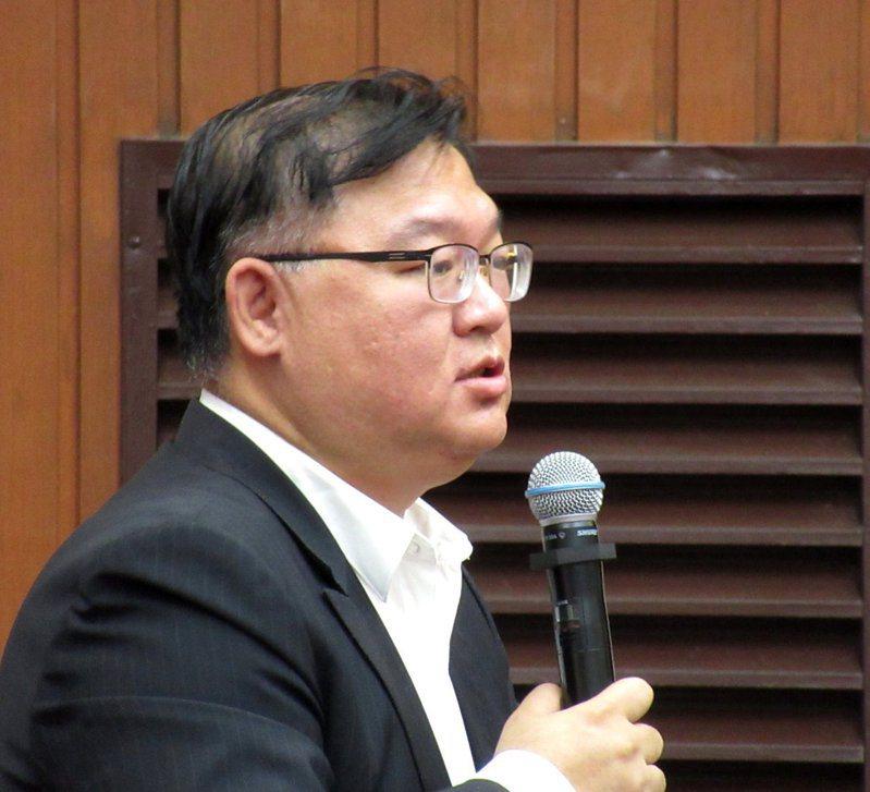 國民黨立委李德維。記者王宏舜/攝影