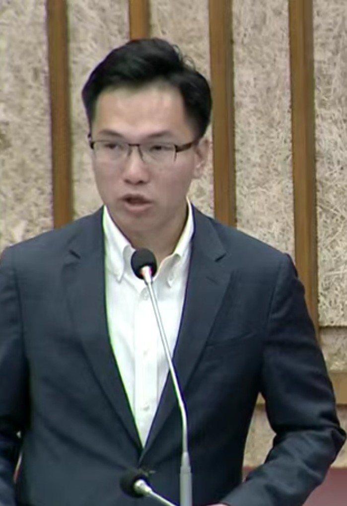 高雄市議員林智鴻。記者蔡孟妤/翻攝