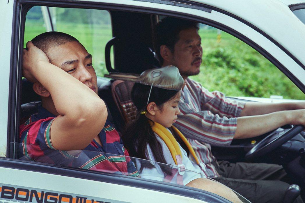 劉亞仁為新片「收屍人」爆肥15公斤。圖/車庫娛樂提供
