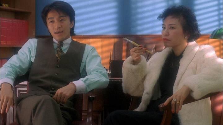 余慕蓮是周星馳電影中的御用女丑角之一。圖/摘自微博