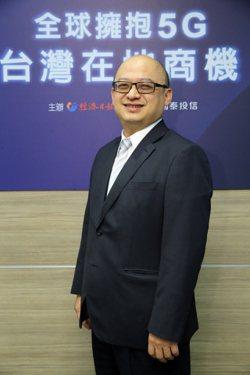 國泰投信基金經理人蘇鼎宇 記者許正宏/攝影
