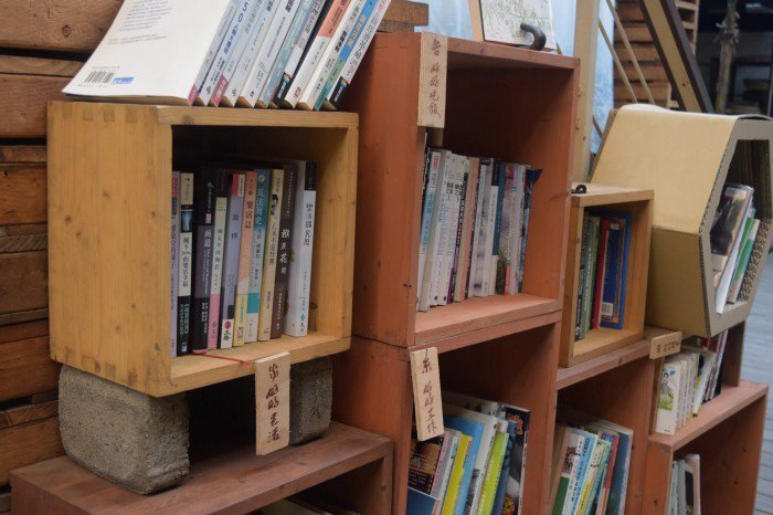 書籍連結四大核心 「好好務農、好好讀書、好好吃飯、好好生活。」  攝影/陳明...