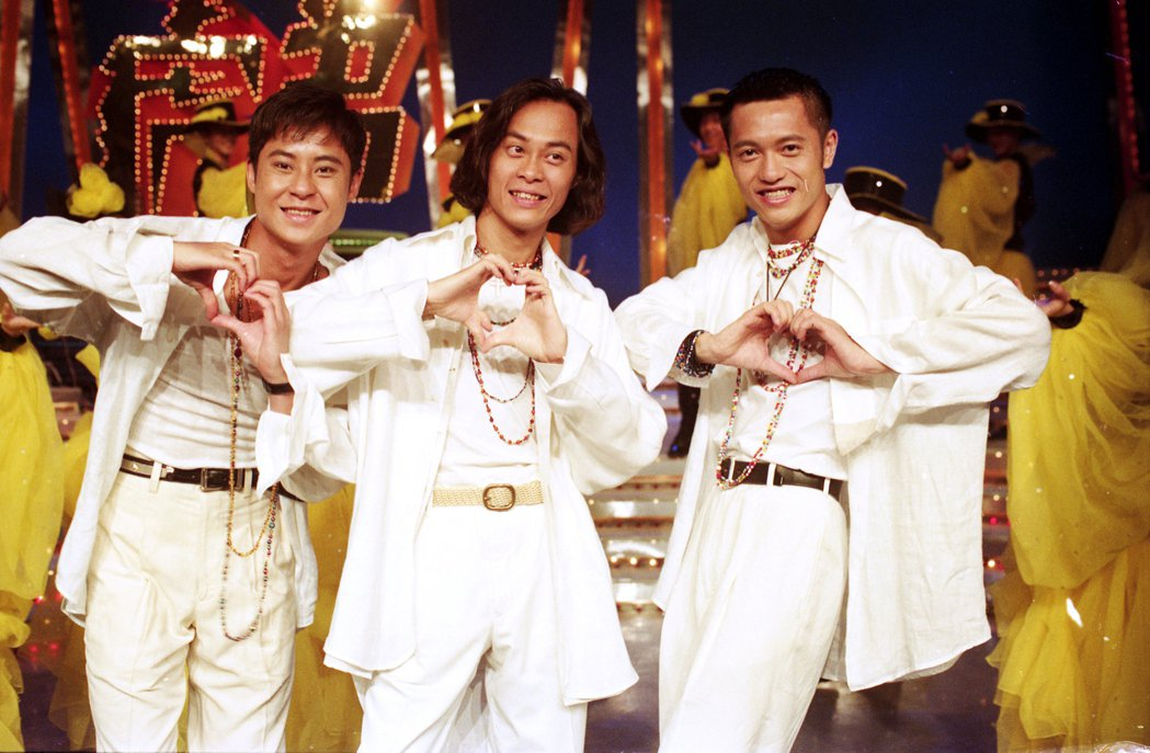 「草蜢」當年在台灣人氣爆紅。 圖/聯合報系資料照