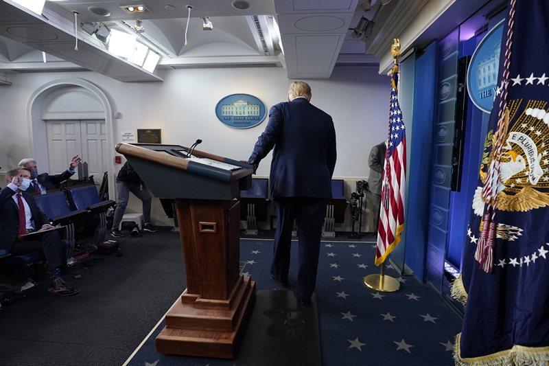 美國已非當年拜登擔任副總統的樣貌,拜登必須適應「後川普」的世界。 圖/美聯社