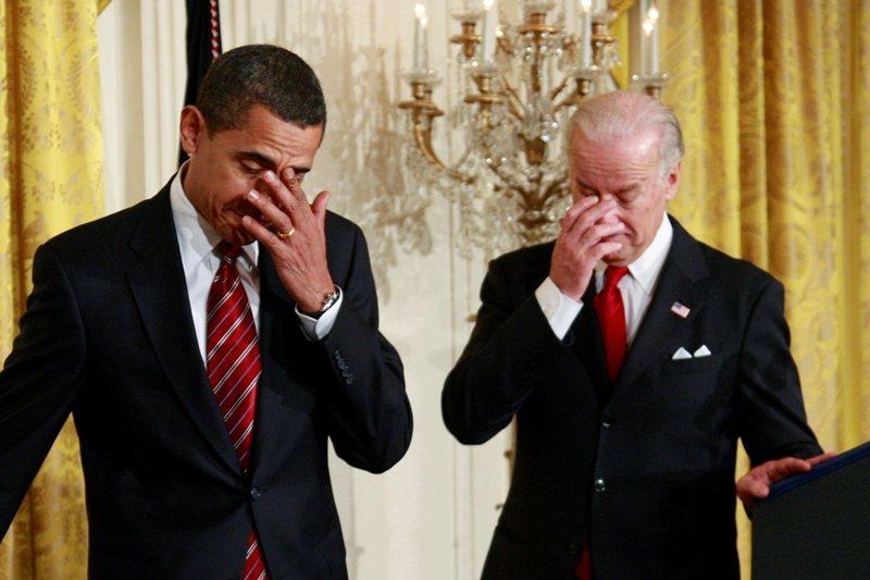 不過需注意的是,拜登不見得會照單全收「歐巴馬遺產」。圖攝於2009年。 圖/路透社