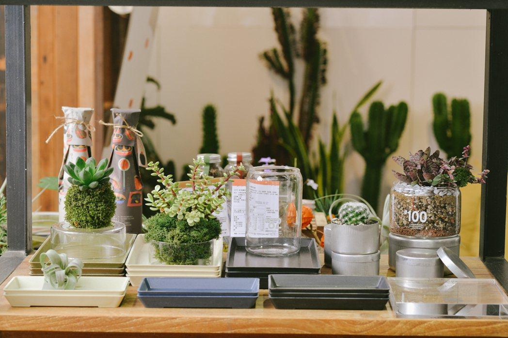 期間消費滿額即贈A Design&Life Project 植物盆器與接水盤。 ...