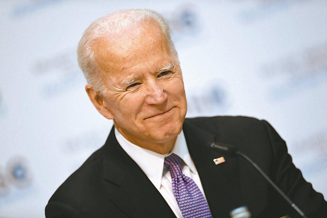 美國民主黨總統候選人拜登,於7日宣布當選美國第46任總統。 路透
