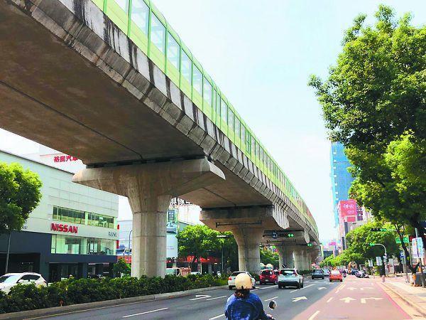 台中捷運綠線規劃延伸至大坑與彰化。