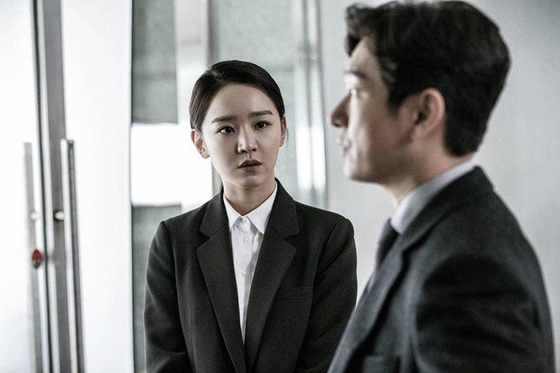 示意圖。圖為《秘密森林》中的年輕女性檢察官。 圖/tvN