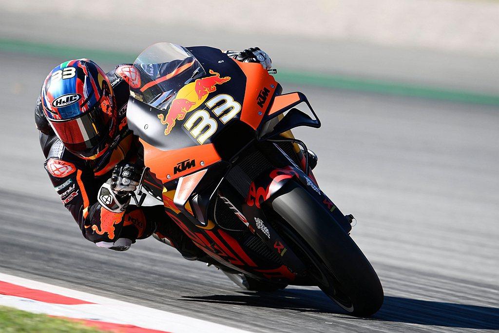 隨著MotoGP賽季連續三場比賽進入高潮,Red Bull推出紀錄片《Brad ...