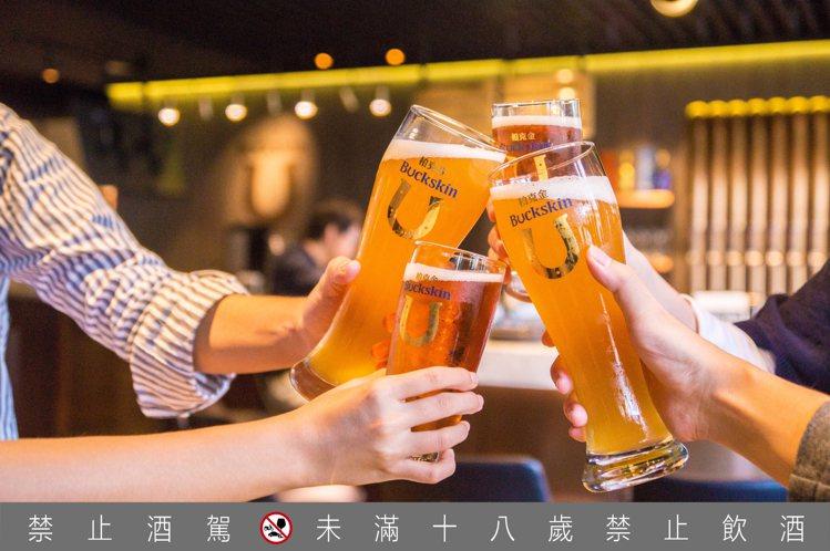 只要在柏克金啤酒臉書粉絲專頁特定貼文留言,有機會在柏克金啤酒餐廳享「德式小麥生啤...