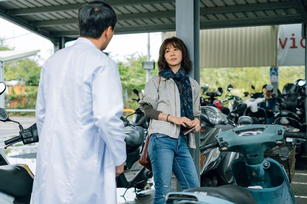 謝盈萱以「孤味」入圍金馬女配。圖/威視提供