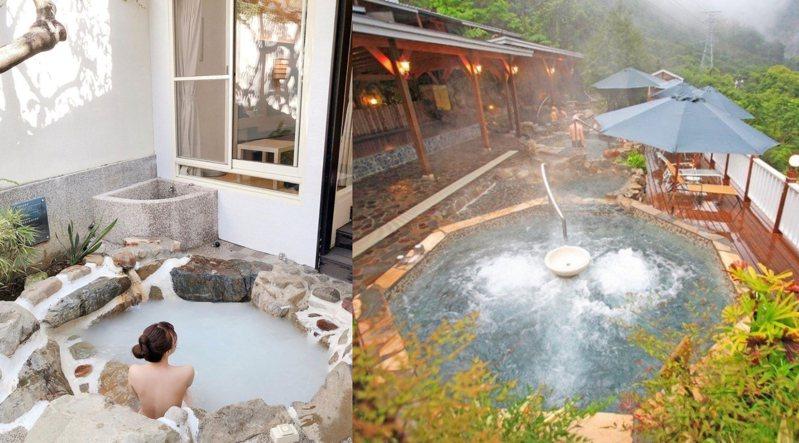 圖/IG, huangwei1028;麗池山水溫泉會館