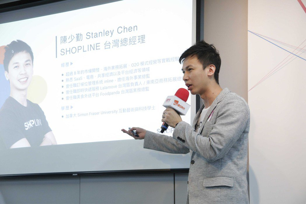 SHOPLINE 台灣總經理陳少勤表示,SHOPLINE 很榮幸能攜手亞洲手創展...