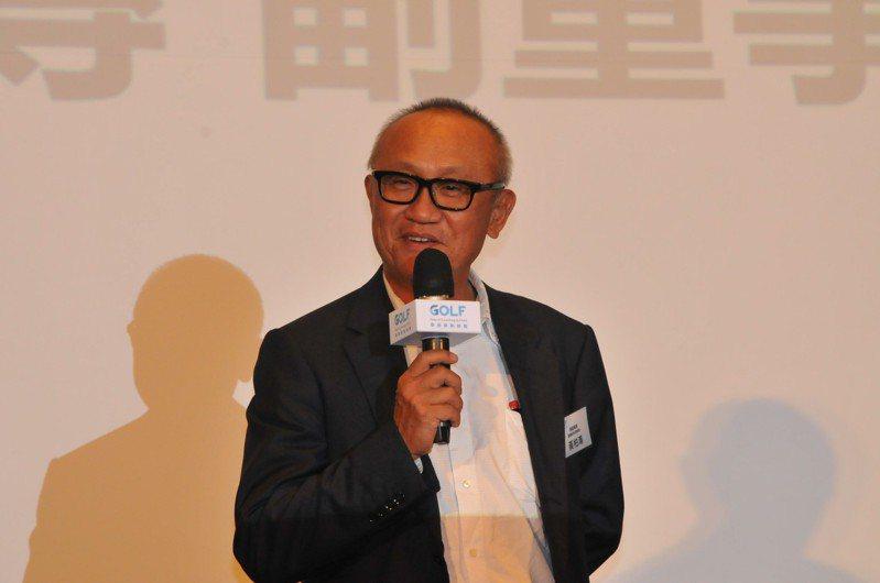 緯創副董事長黃柏漙。記者蕭君暉/攝影 蕭君暉