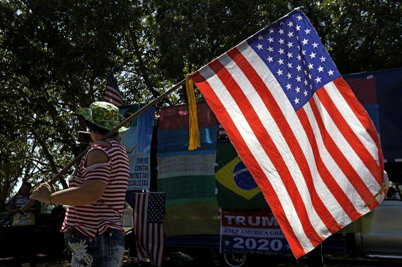 前巴西駐美國大使阿布登努爾指出,民主黨候選人拜登的勝利可能加劇巴西在國際舞台上的孤立狀態。 美聯社