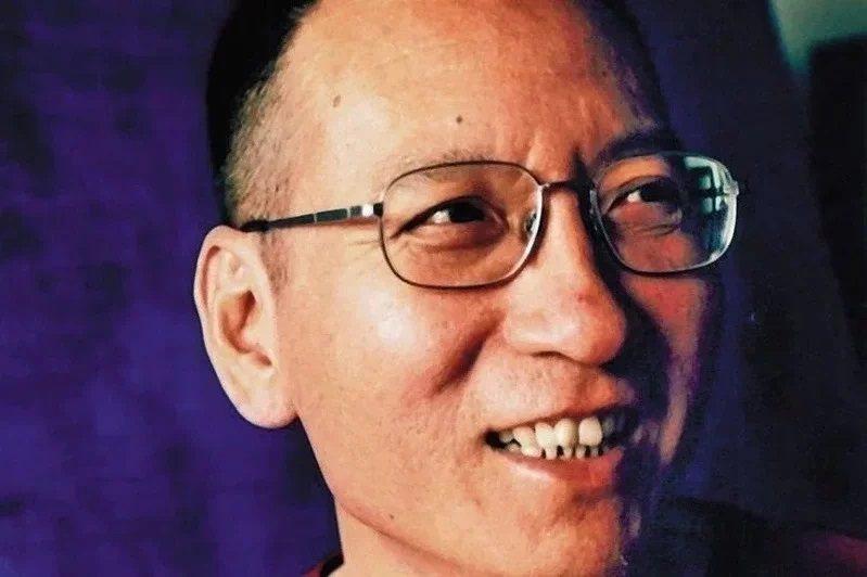 諾貝爾和平獎得主劉曉波。歐新社資料照片