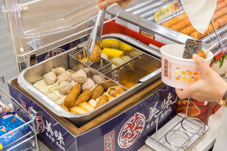 7-ELEVEN將店內的關東煮設備進行變革,打造「乾濕分離」的全新銷售模式,讓食...